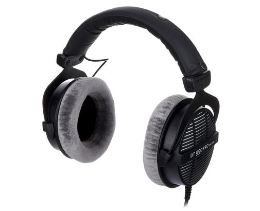 auriculares de estudio