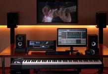 home studio casero